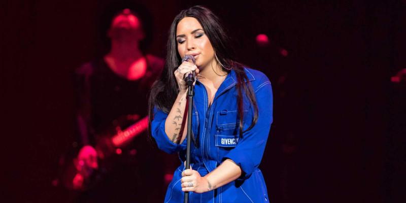 Demi Lovato revela ter pensado em suicídio aos 7 anos