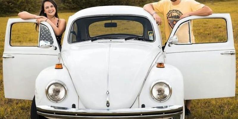 Dia Internacional do Fusca: apaixonados pelo carro mantêm tradição familiar