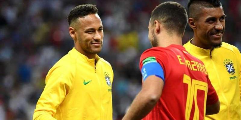 Neymar pode substituir Cristiano Ronaldo no Real Madrid; Hazard fica como segunda opção