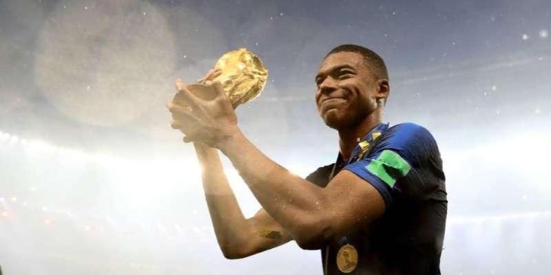 O talento de origem africana conquista a Copa