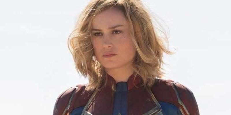 Saiu o trailer de Capitã Marvel!