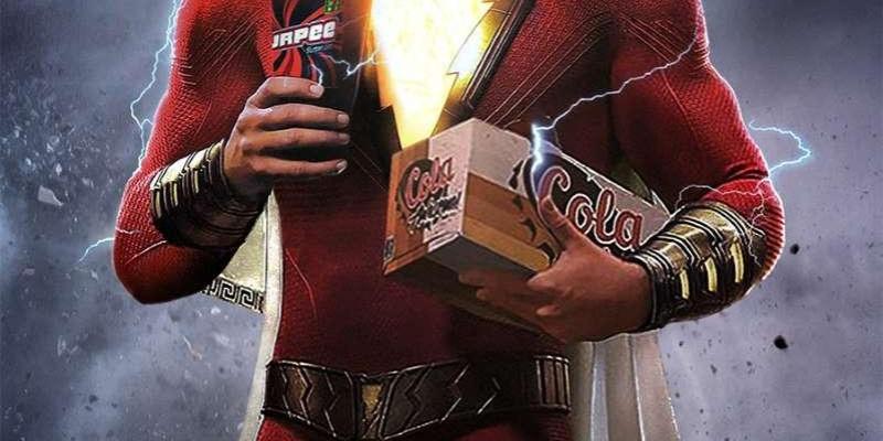 Shazam mantém 1º lugar enquanto Hellboy implode nos EUA