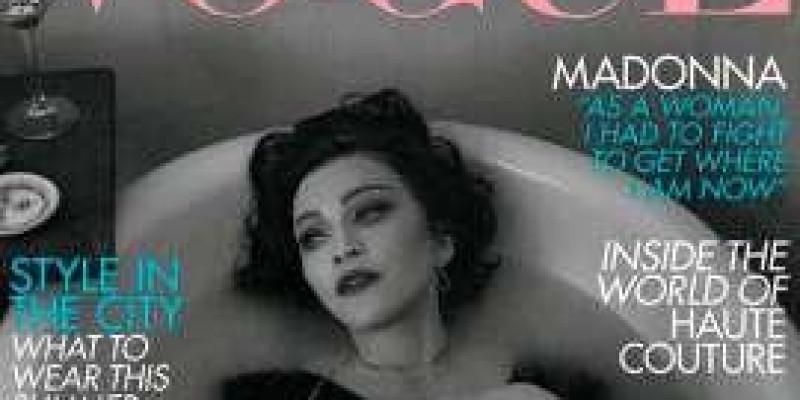 Em entrevista, Madonna fala sobre Lady Gaga: Nós nunca fomos inimigas;