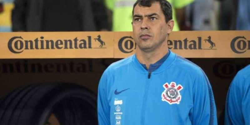 Carille elogia atuação do Corinthians