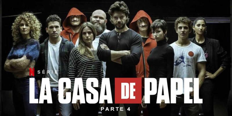 'La Casa de Papel' ganha trailer da 4ª temporada; ASSISTA