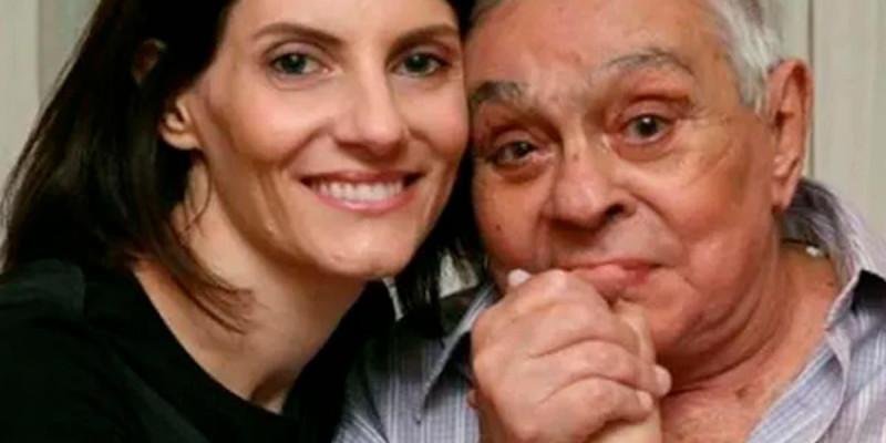 Viúva de Chico Anysio quer selar paz com família do ator