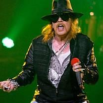 Guns N' Roses anuncia turnê por sete capitais do Brasil em 2014