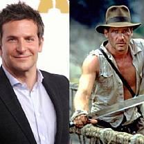 Bradley Cooper pode estrelar reboot de 'Indiana Jones' no lugar de Harrison Ford