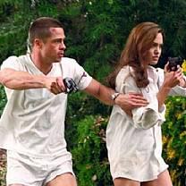 Angelina Jolie vai dirigir e atuar com Brad Pitt em seu próximo filme