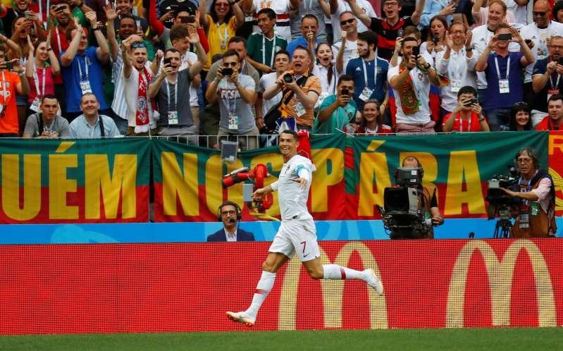 Cristiano Ronaldo decide, Portugal sobrevive à pressão e supera Marrocos