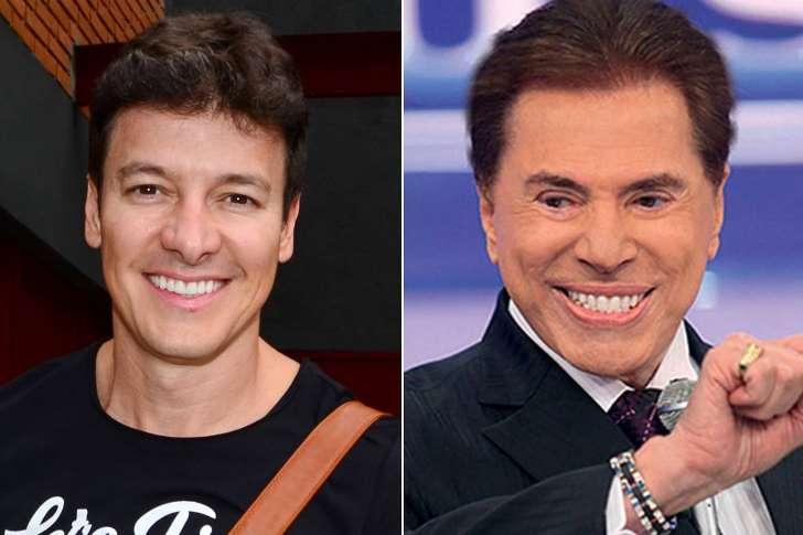 Rodrigo Faro será Silvio Santos em filme biográfico
