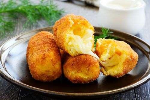 Croquete de queijo: receita prática e deliciosa
