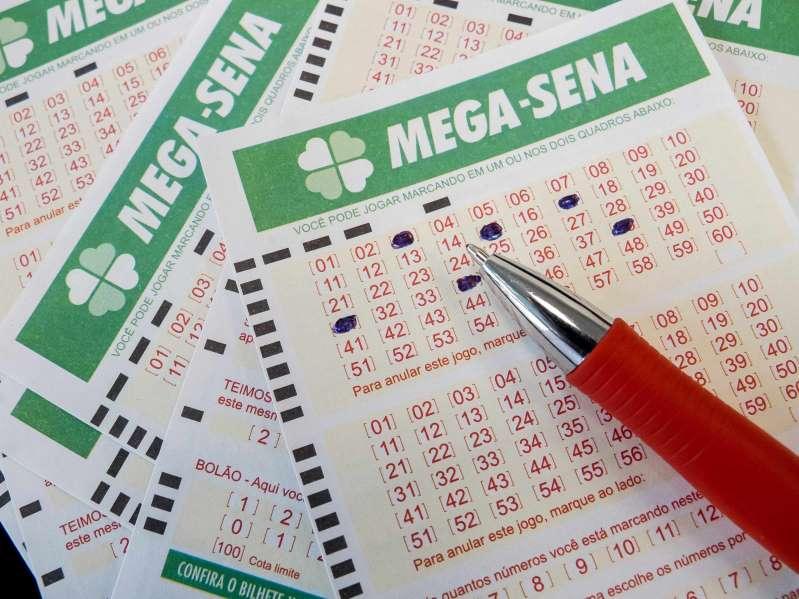 Mega-Sena acumula e deve pagar R$ 22 milhões no próximo sorteio