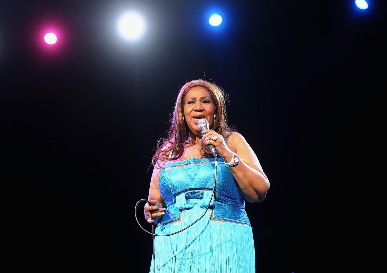 Aretha Franklin está 'gravemente doente', diz amigo da família da cantora