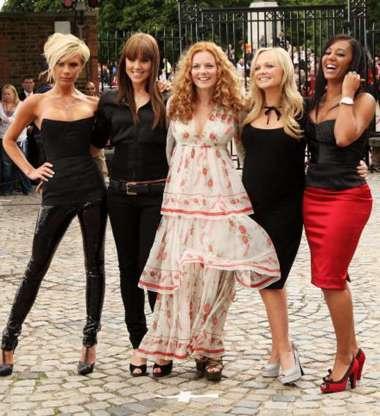 Veja por onde andaram as Spice Girls nos últimos anos!