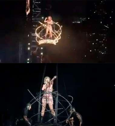 Britney Spears erra o nome da cidade em seu último show da turnê!
