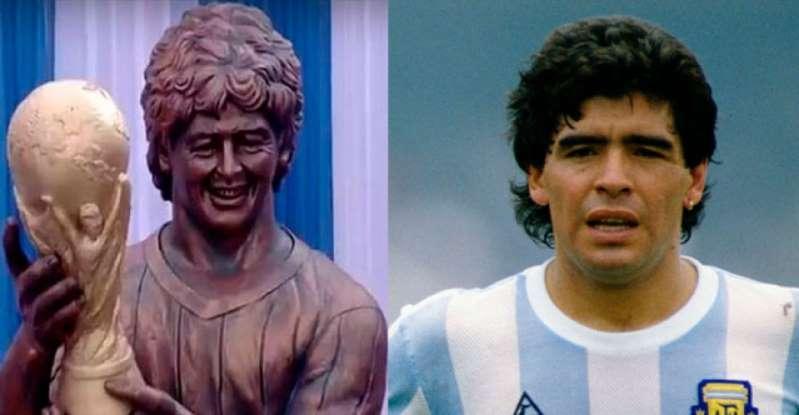 As 17 piores esculturas de celebridades esportivas