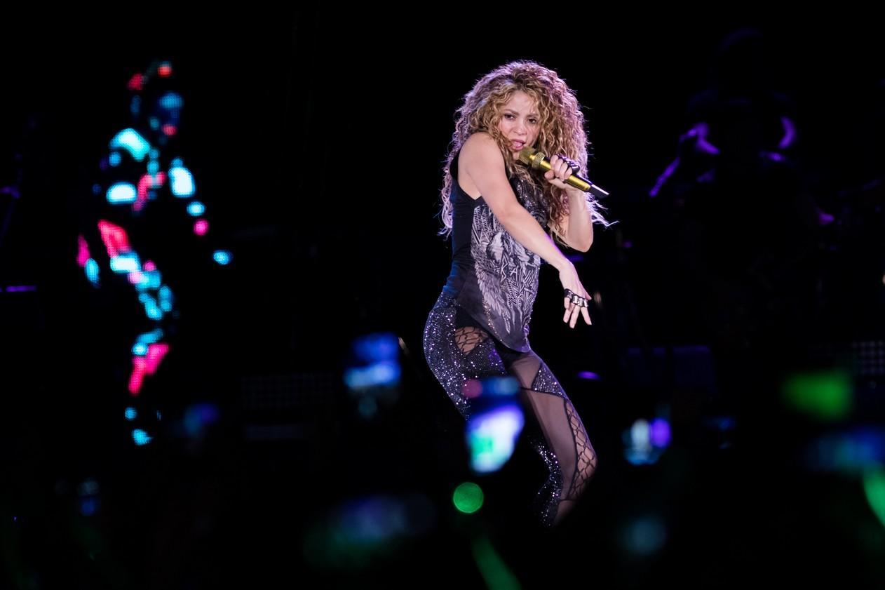 Shakira volta a SP após 7 anos em show mais eletrônico e sem forçar tanto a voz