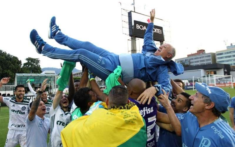 Campeão ao estilo Felipão, Palmeiras já faz grandes planos para 2019