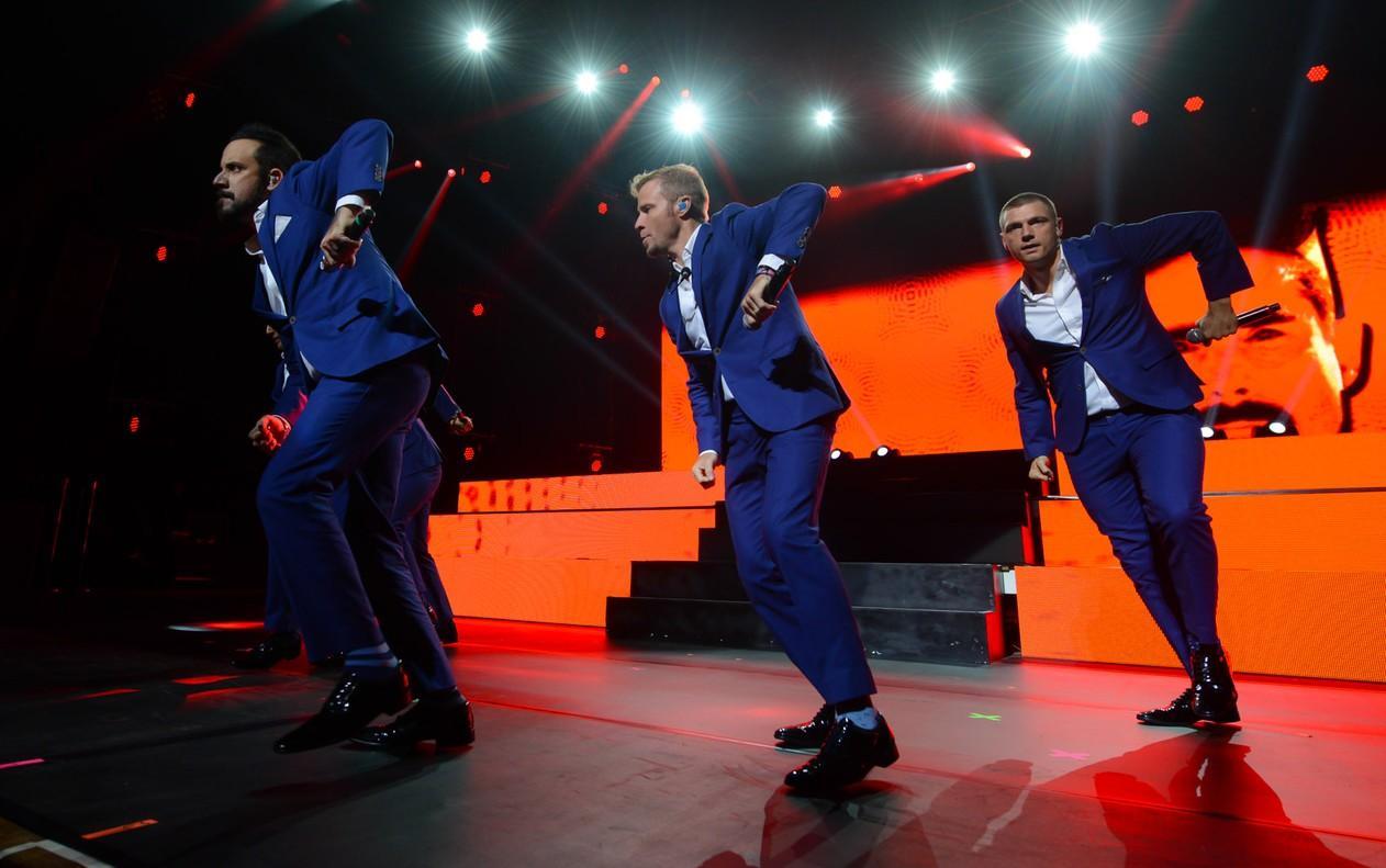 Backstreet Boys comemoram 25 anos com novo disco,