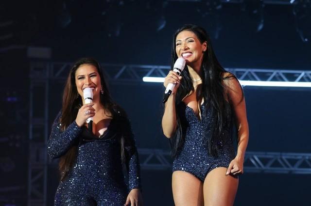 Após adiar retorno aos palcos por ordem médica, Simone e Simaria vão retomar shows no carnaval