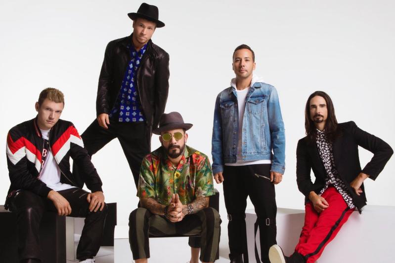 Novo clipe dos Backstreet Boys mostra os filhos de todos os integrantes