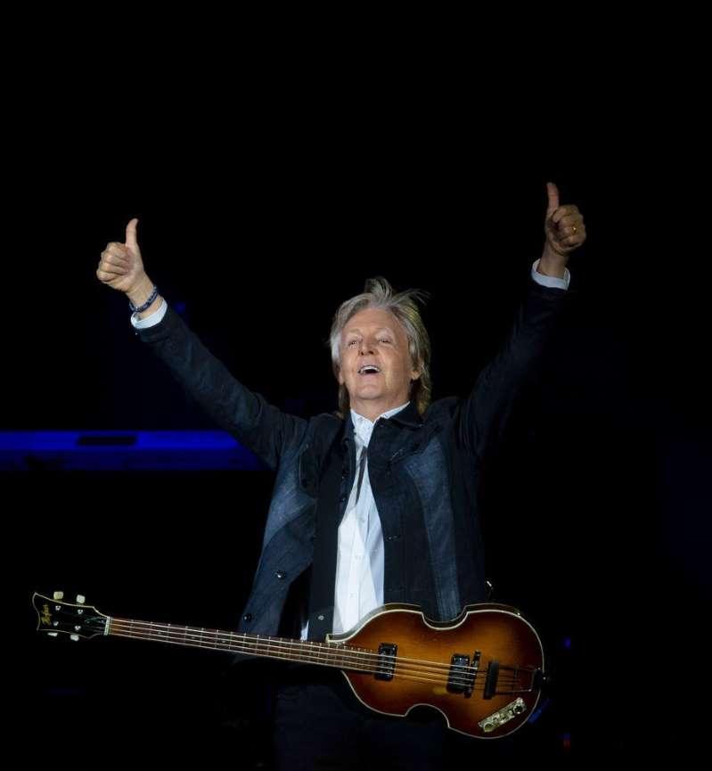 Paul McCartney chora no Allianz Parque no último show em São Paulo