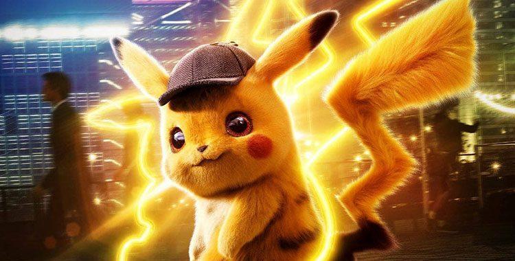'Detetive Pikachu'
