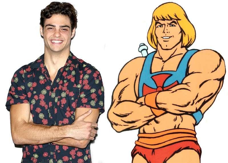 Noah Centineo confirma que virará He-Man no cinema