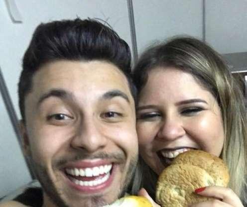 Murilo Huff vibra com gravidez de Marilia Mendonça: