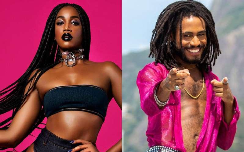 Iza e Ícaro Silva farão dublagem especial em 'O Rei Leão'