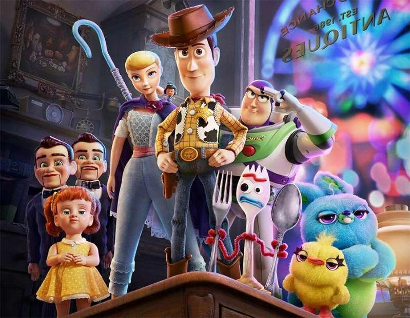 Primeiras críticas dão 100% de aprovação para Toy Story 4 no Rotten Tomatoes