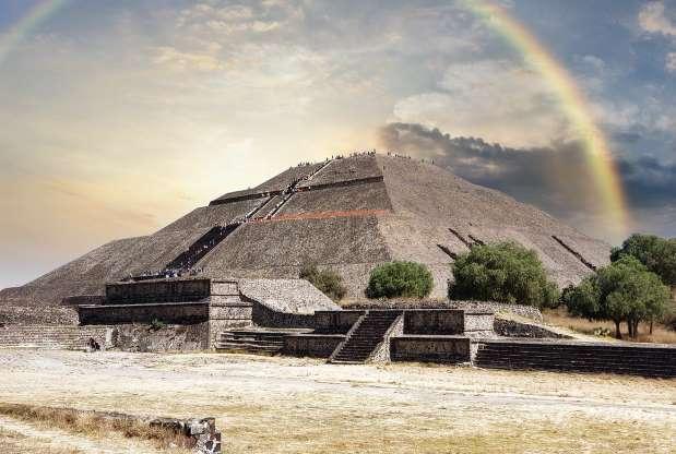 20 lugares para visitar no México