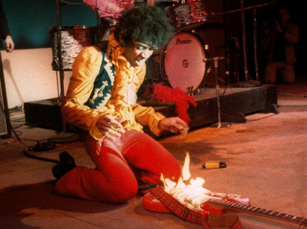 D. A. Pennebaker imortalizou momentos chave do mundo do rock