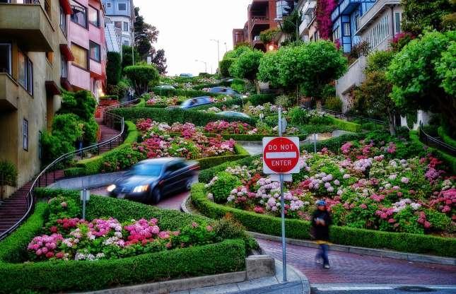 Ruas mais encantadoras do mundo