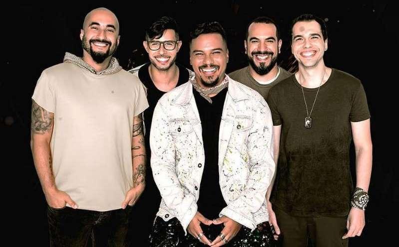 Sorriso Maroto adia shows após novo problema de saúde do vocalista Bruno Cardoso