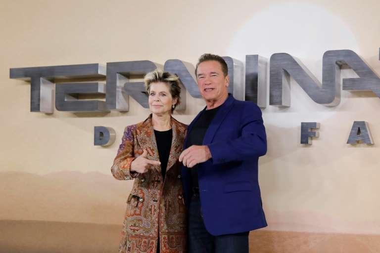 Exterminador: Schwarzenegger e Sarah Connor voltam em novo filme da franquia