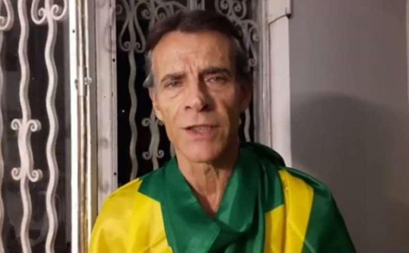 'Não tem drama, o câncer não vai me matar', afirma Mário Gomes