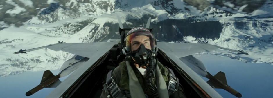 Top Gun: Maverick tem a estreia adiantada nos Estados Unidos