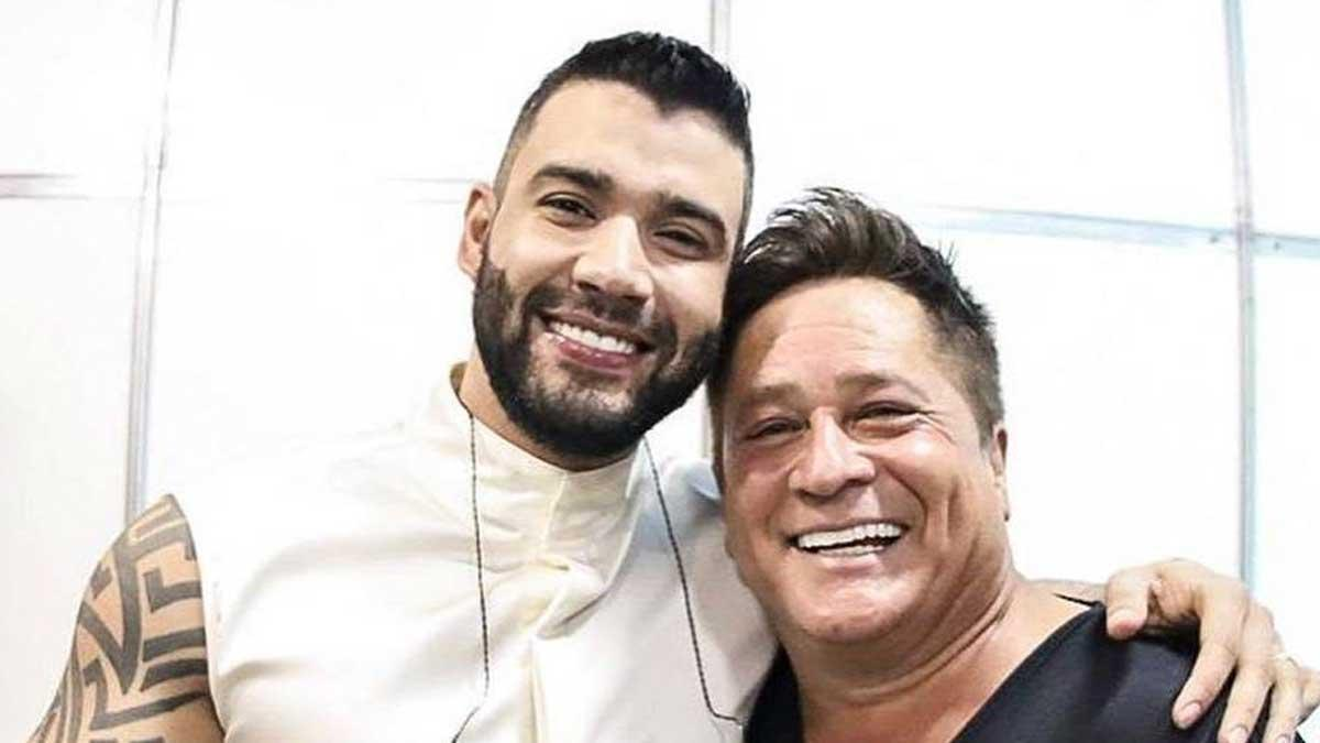 Gusttavo Lima passa por pouso de emergência com Leonardo