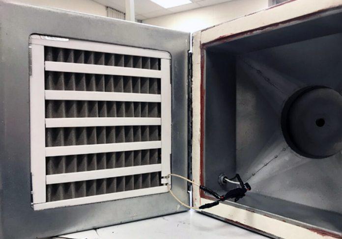Cientistas criam filtro de ar capaz de destruir Covid em 99%