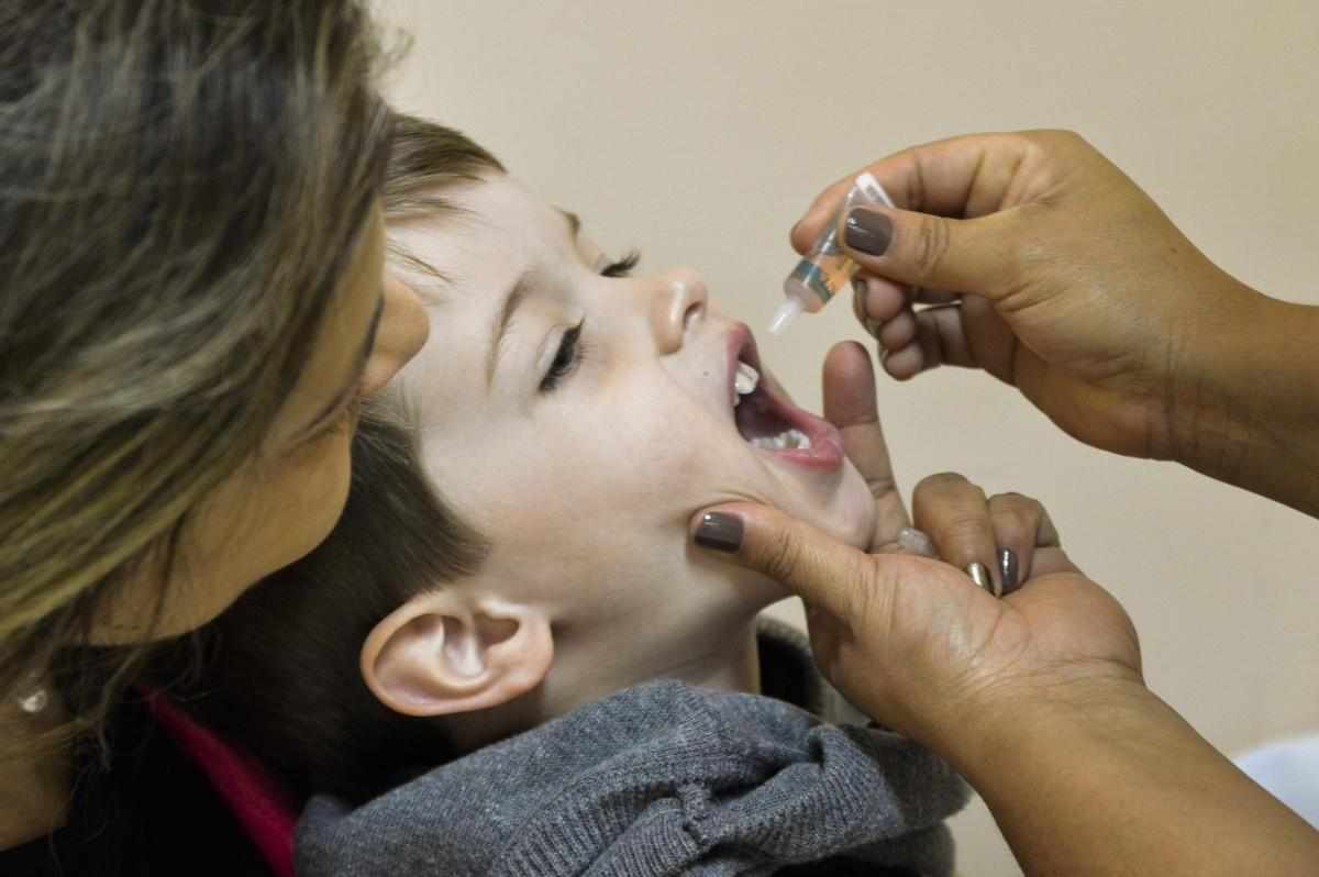 Vacinação contra a Poliomielite e Multivacinação começam nesta segunda-feira (05)