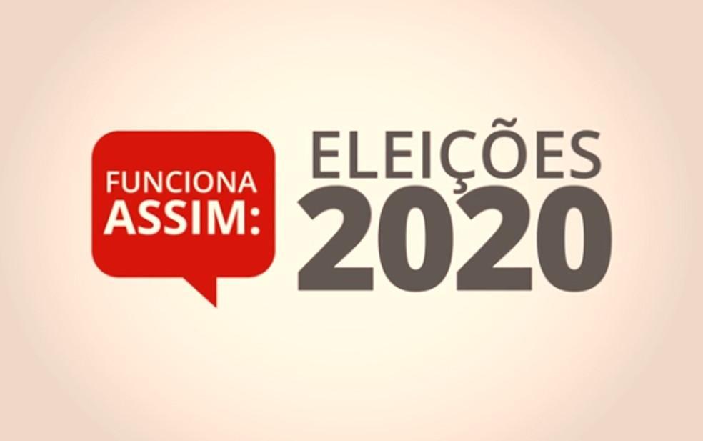 ELEIÇÃO 2020