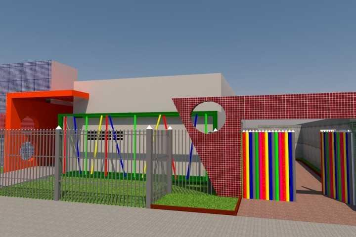 Prefeitura amplia Cemei do bairro Pacaembu