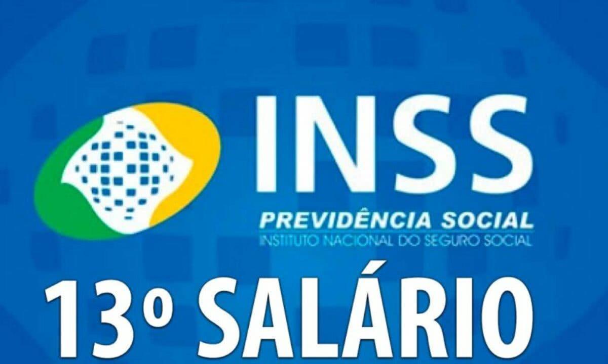 INSS começa a pagar 13º salário dos aposentados