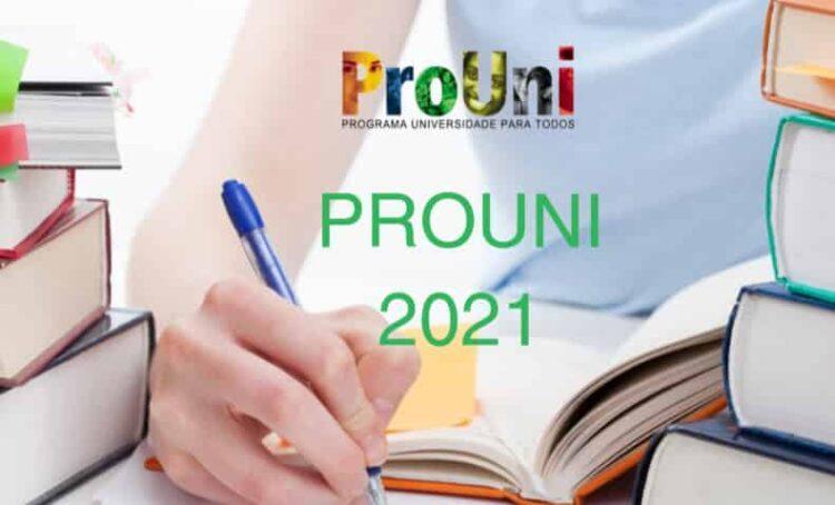 Prouni 2021 abre inscrições para bolsas de estudo em universidades privadas